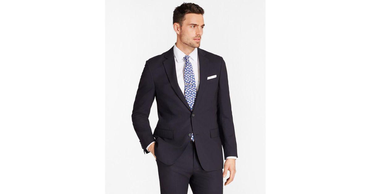 7e0c866b119 Lyst - Brooks Brothers Regent Fit Brookscool® Suit in Blue for Men