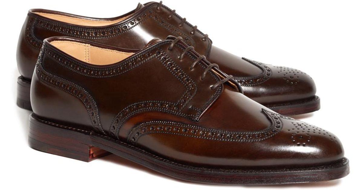 75386feb547 Who Makes Brooks Brothers Cordovan Shoes - Style Guru  Fashion ...