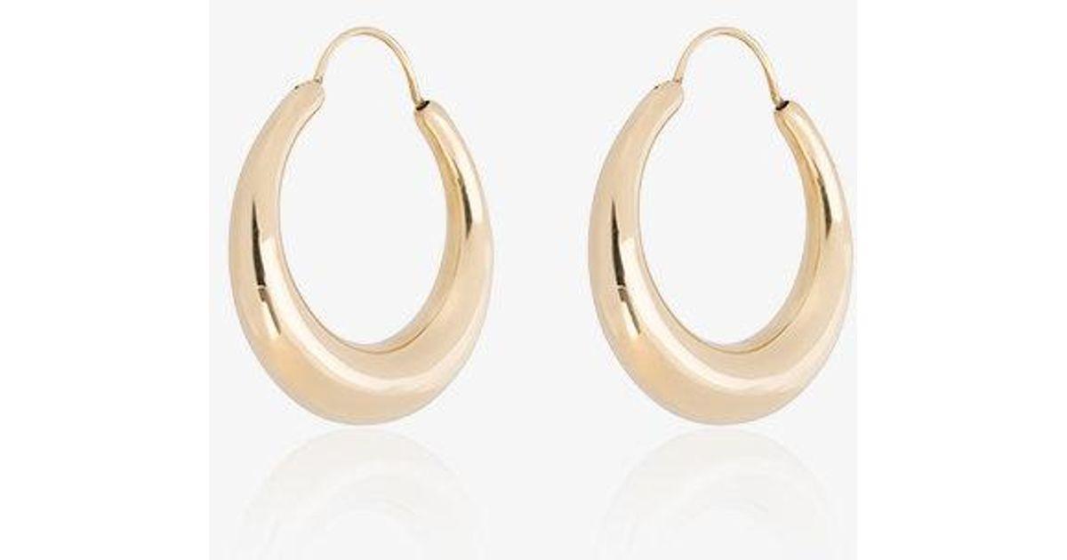 All_Blues Gold Vermeil Fat Snake earrings bQjHBq