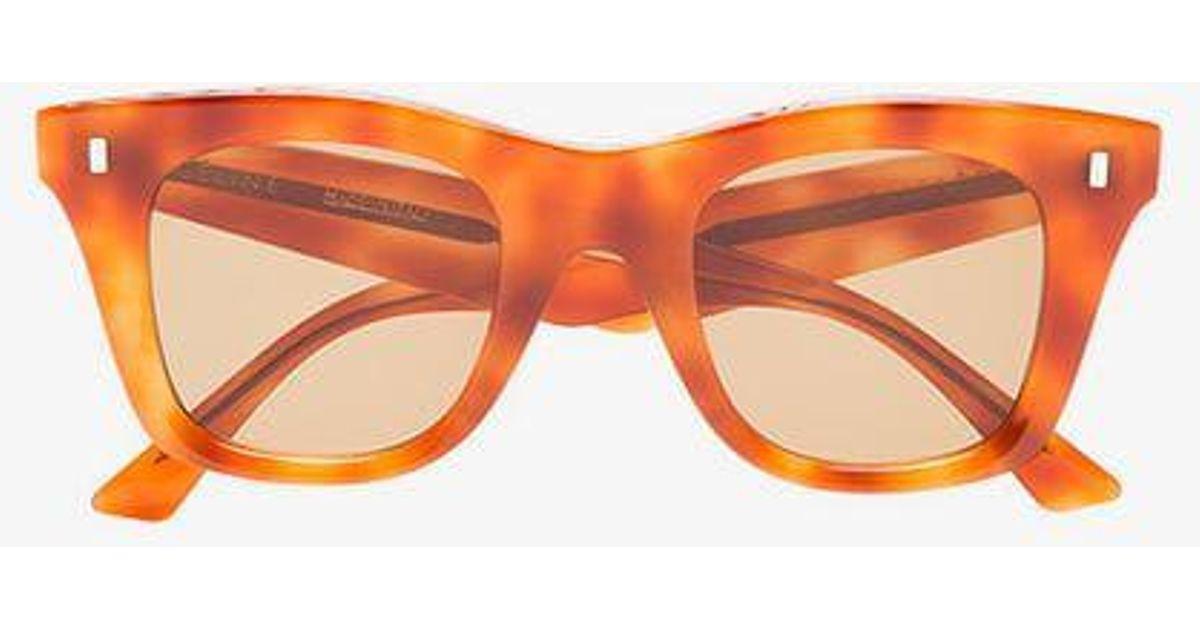 naranjas Gafas Celine y sol gato de de con Amarillo ojos wzgrZwxqY