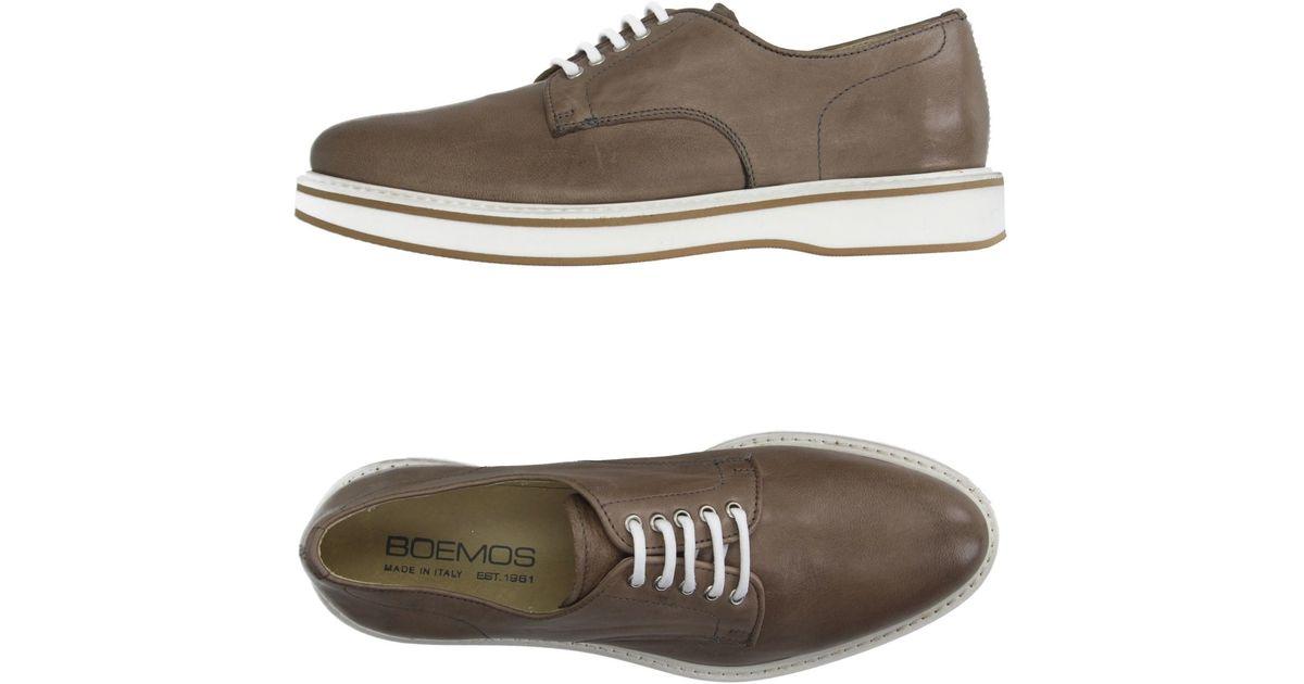 Boemos Chaussures À Lacets XAQ8Ci
