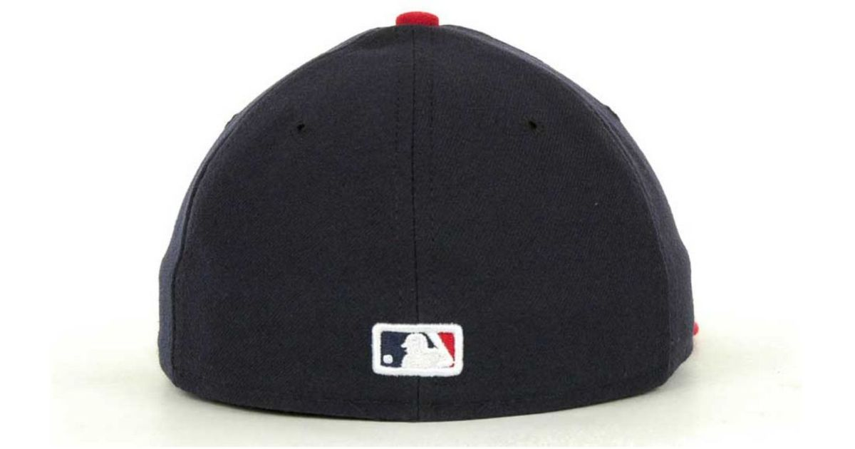 best service a4a3c 67307 ... store lyst ktz st. louis cardinals low crown ac performance 59fifty cap  in blue for