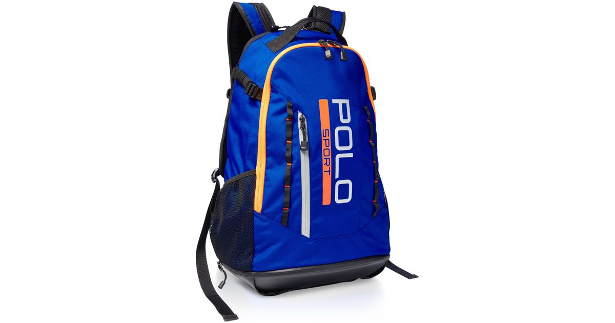 Polo Ralph Lauren Backpack in Black for Men - Lyst 24efa4f4b7dc3