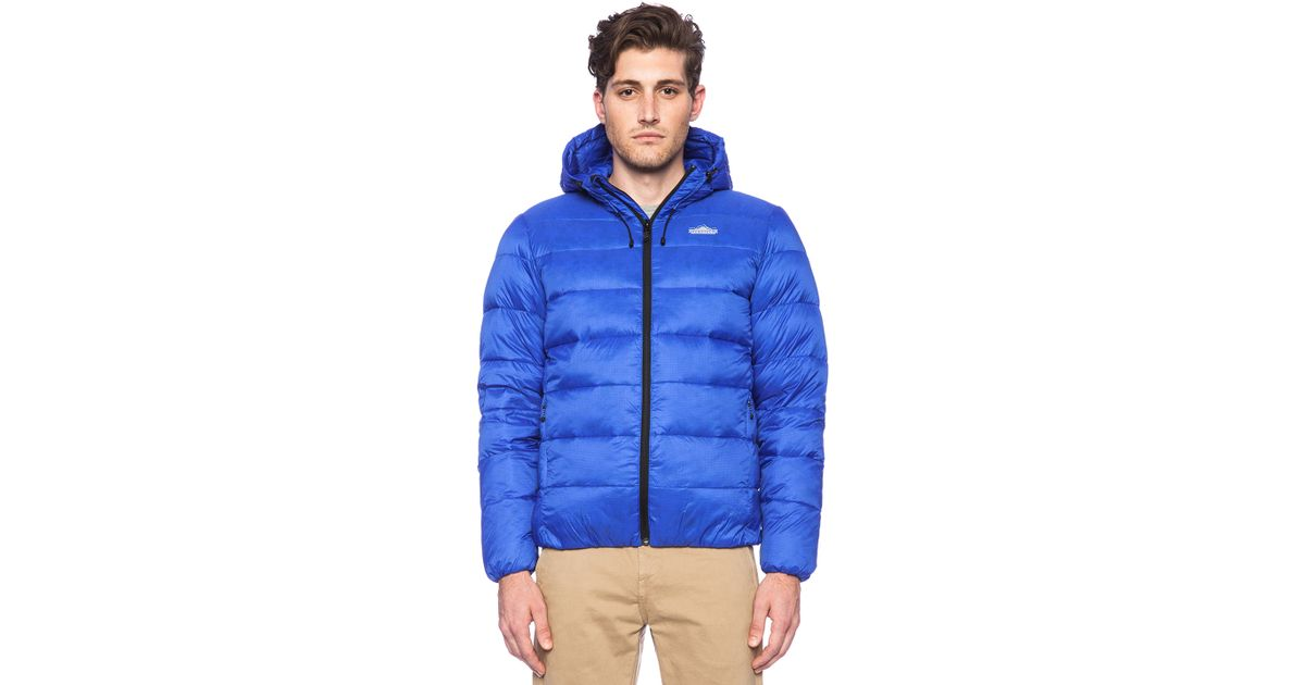 7c8cff4b239 Lyst - Penfield Chinook Tech Jacket in Blue for Men