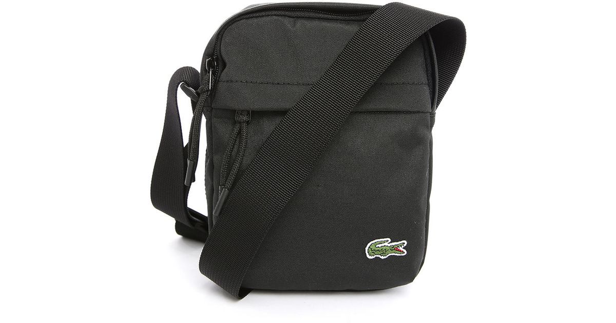 Elegant Lacoste Bag Urban Messenger Camera Bag Shoulder Bag Men Women Men
