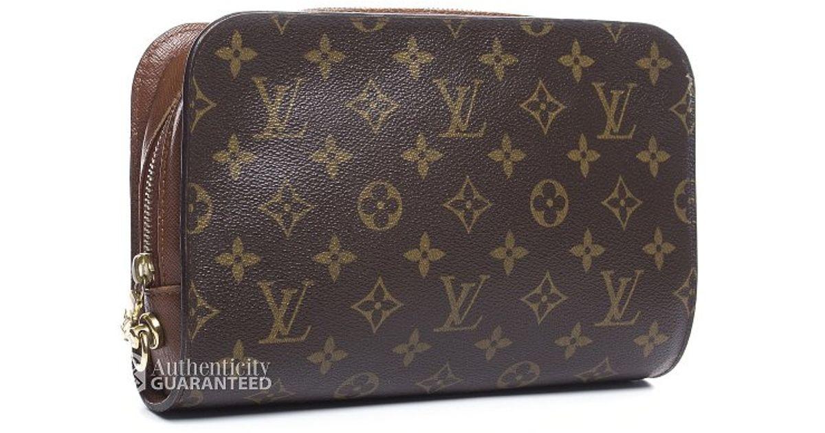 Pre-owned - Clutch bag Louis Vuitton A8ai3eNxG