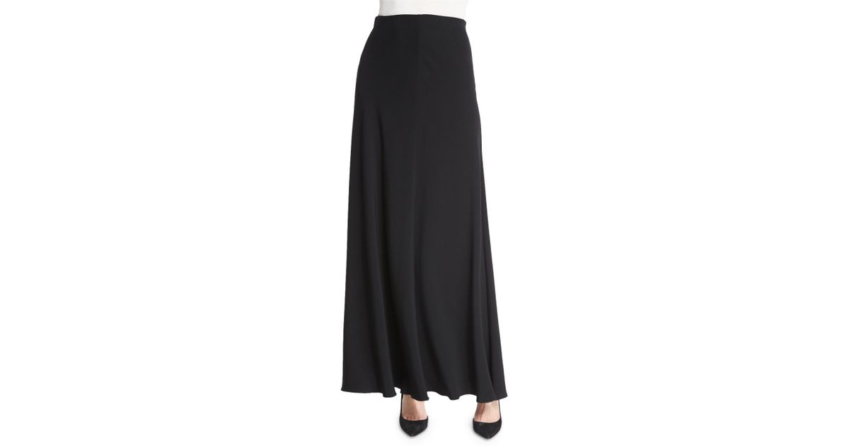 the row frol a line maxi skirt in black save 42 lyst