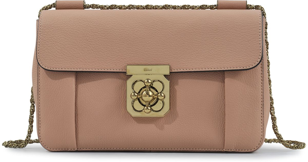 chloe elsie shoulder bag medium