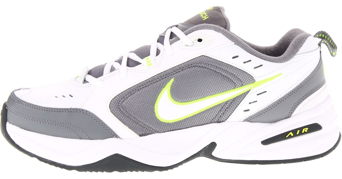 New Home Gt Men Gt Nike Gt Nike Air Monarch Iv 4e Training Shoes Size55