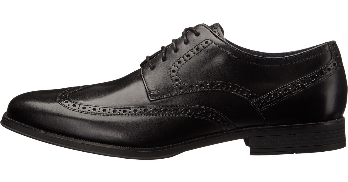 Cole Haan Montgomery Wing Ox In Black For Men Lyst