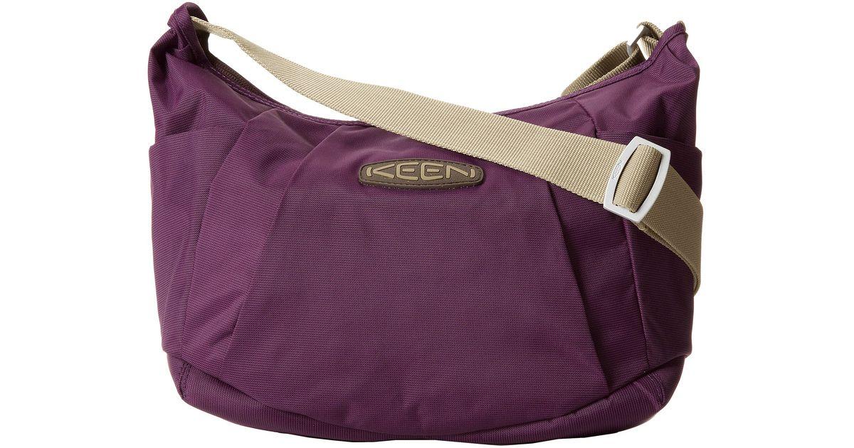 06432cfadfd Keen Westport Shoulder Bag in Purple - Lyst