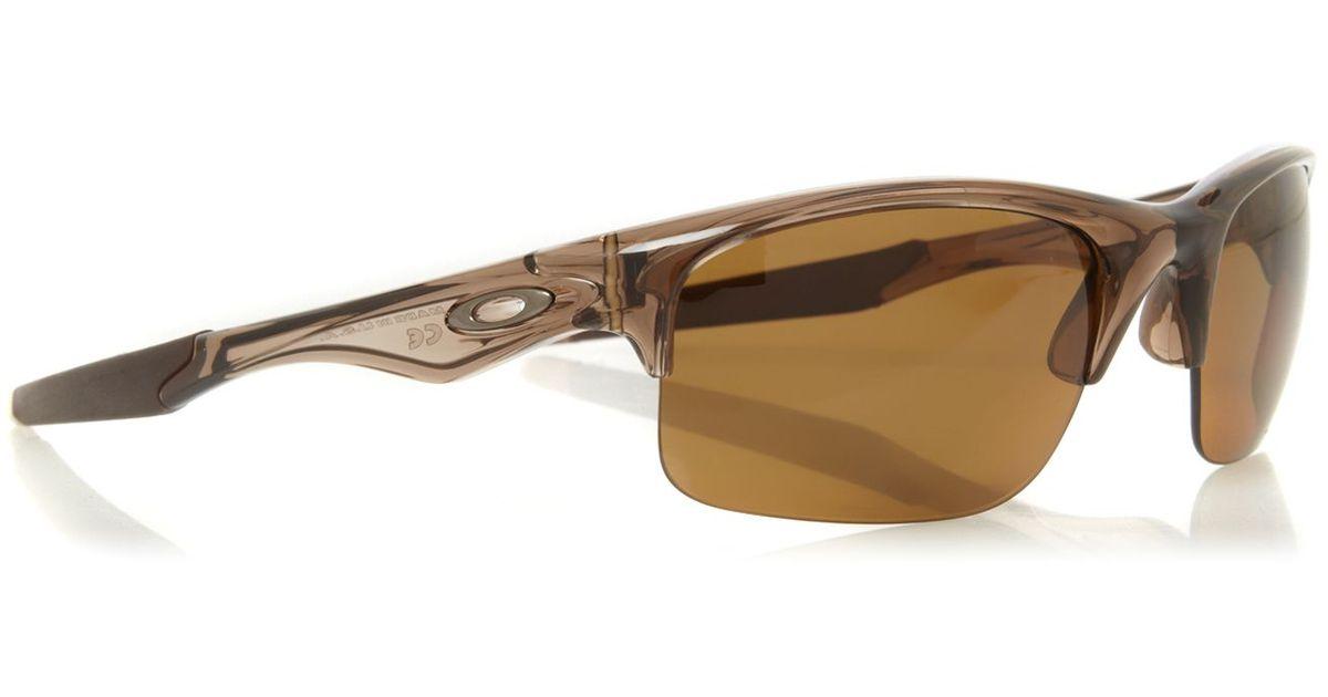 186f1652e9 Oakley Mens Oo9164 Bottle Rocket Polar Brown Sunglasses in Brown for Men