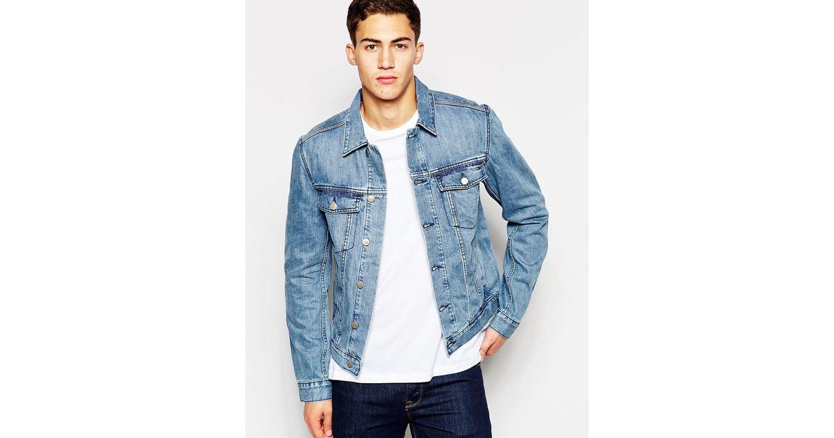 f0b0486a Tommy Hilfiger Hilfiger Denim Iggy Jacket in Blue for Men - Lyst
