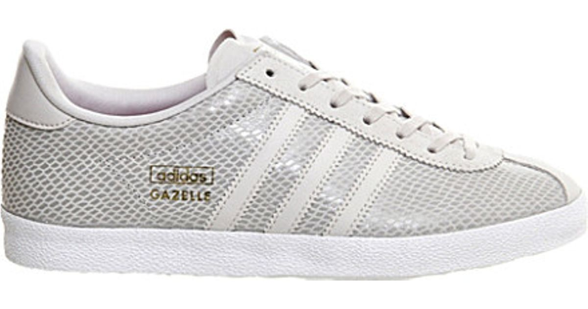 0a5afc4298c adidas Gazelle Og Leather Trainers