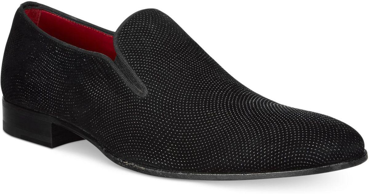 cda1854fb8a Lyst - Mezlan Crespi Loafers in Black for Men