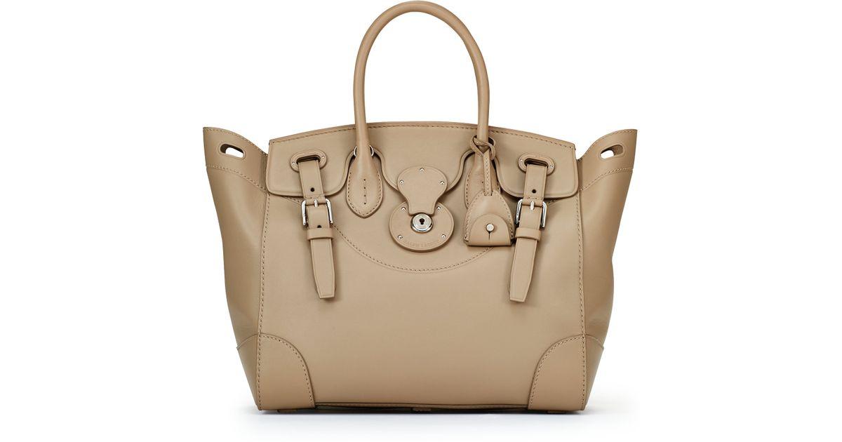 Ralph Lauren Soft Ricky Handbag JKVaHqnLe