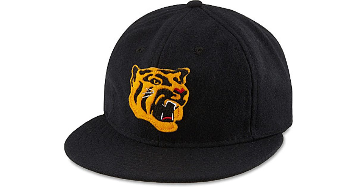 8e5a9b7e3005ec Ebbets Field Flannels Osaka Tigers Ballcap in Black for Men - Lyst