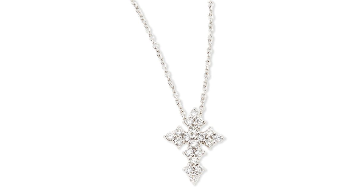 madison diamond stone necklace com ms cross chains jewelry junikerjewelry six juniker