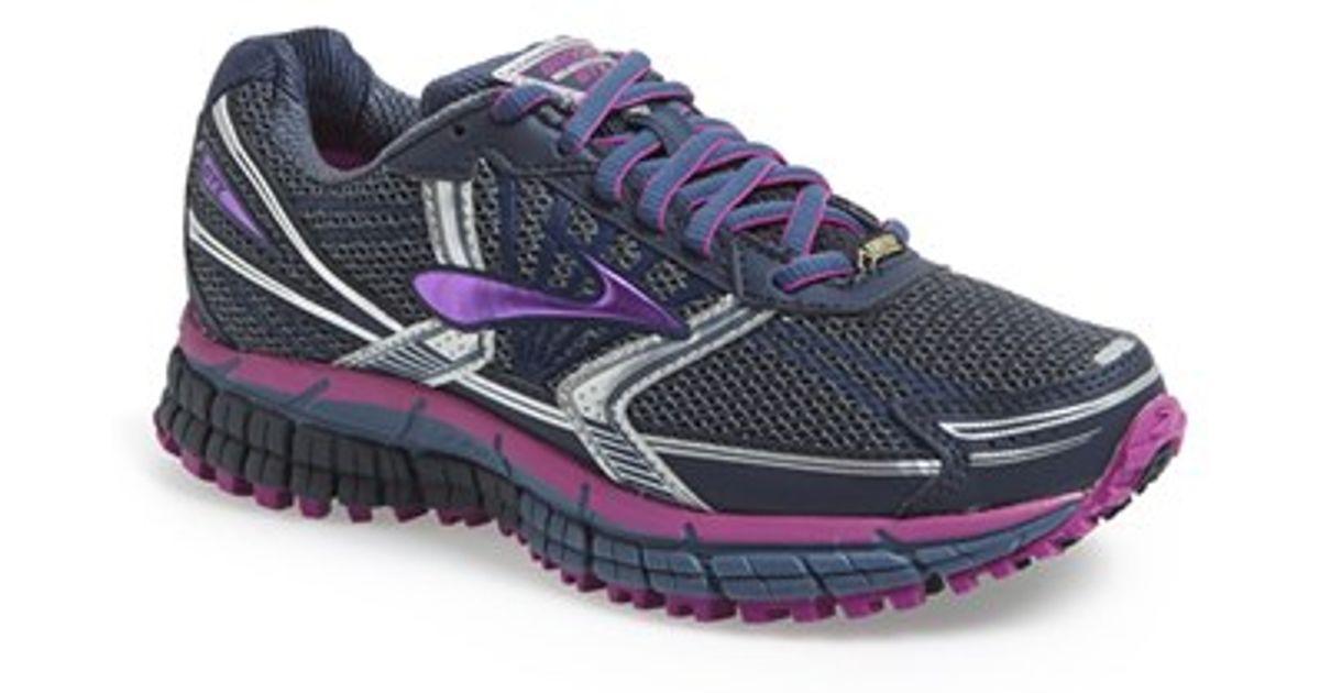 3b5fa261c95 Lyst - Brooks  adrenaline Asr 11 Gtx  Waterproof Running Shoe in Blue