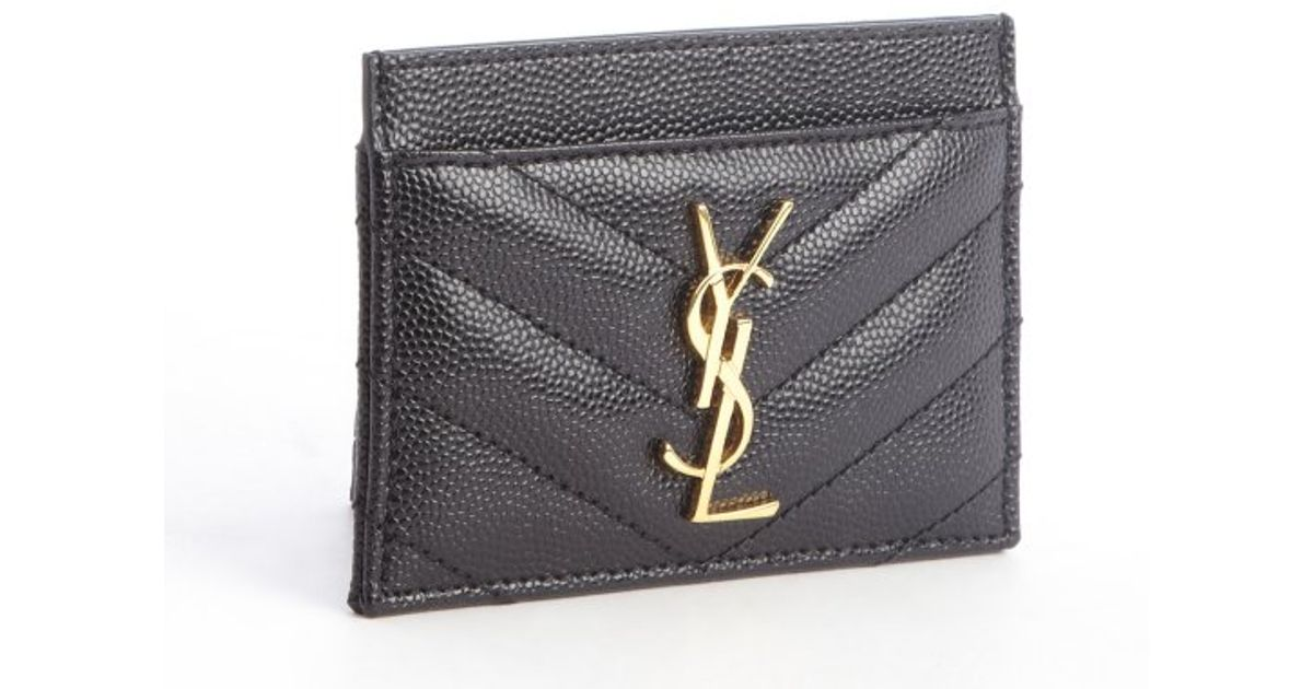 ysl tote - saint-laurent-black-black-quilted-leather-ysl-imprinted-card-case-product-1-24030487-0-438433817-normal.jpeg