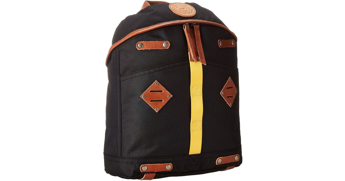 Lyst - Will Leather Goods Give Will Small Backpack in Black for Men 753f351866c1