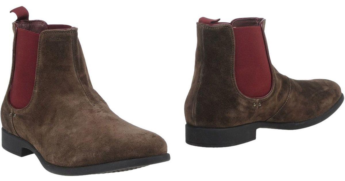 48671458ee Geox Chelsea Boots – Verein Bild Idee
