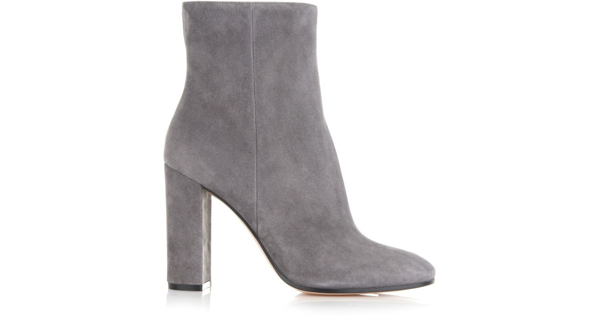 Gianvito Rossi Bottines Rolling 85