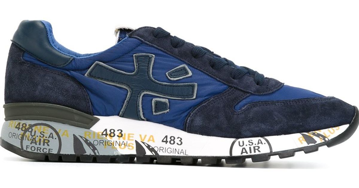 Mick sneakers - Blue Premiata Sale Looking For NgQwjm
