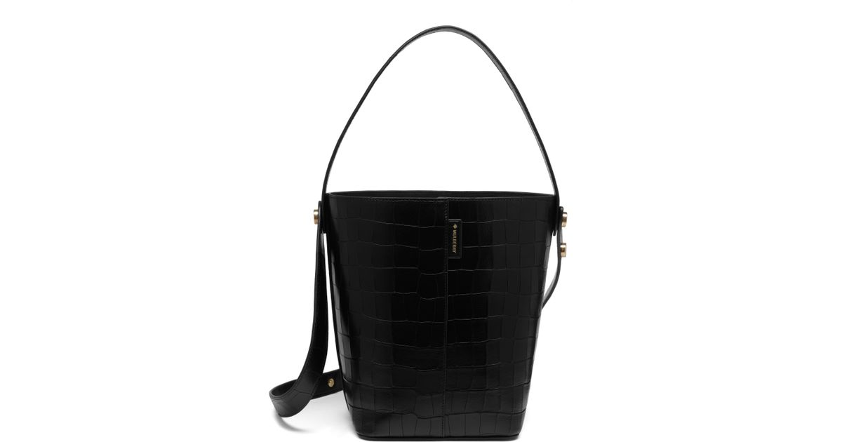 ... usa lyst mulberry small kite leather tote in black 97fec 4b8cf ... d32c01226832a