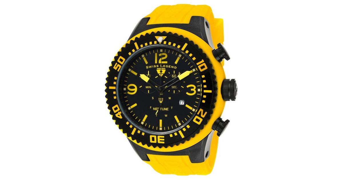 watches htm black watch pvd case with yellow seiko sports p dial automatic