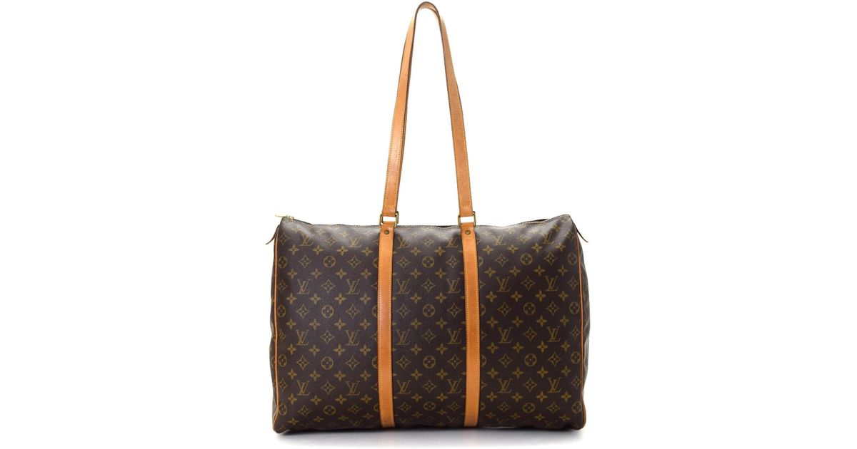 afd6da4b3e Lyst - Louis Vuitton Shoulder Bag - Vintage in Brown