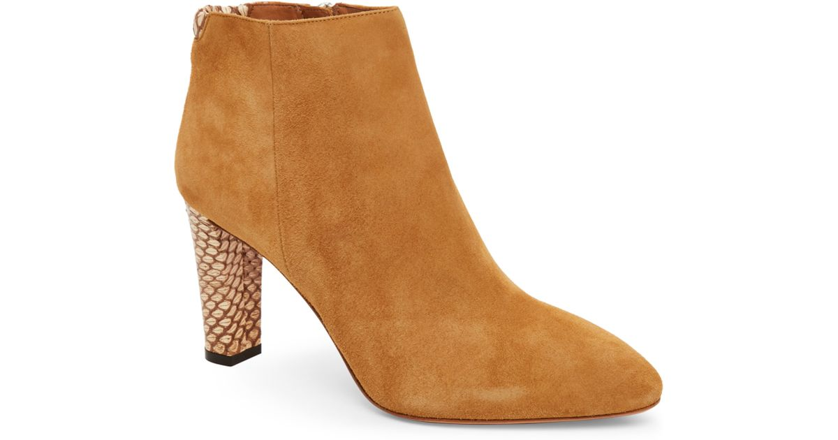 Off Shoulder Tops And Booties Shoes