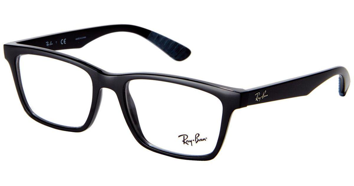 Lyst - Ray-Ban Rb7025 Wayfarer Frames