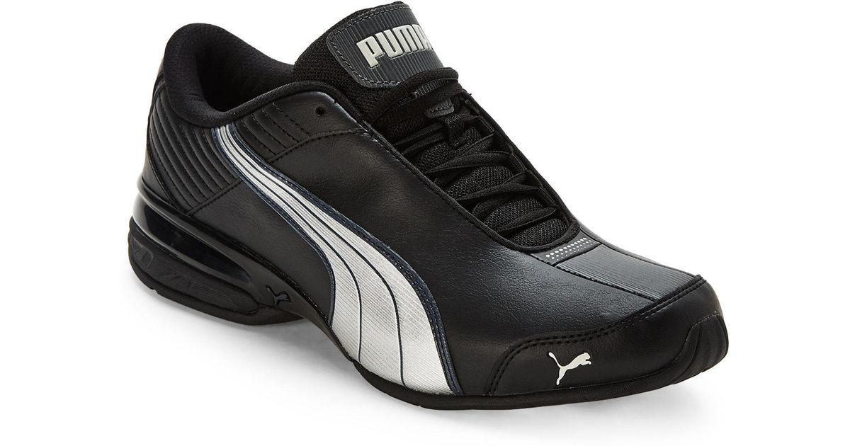 cdc870500979 Lyst - PUMA Black   Dark Shadow Super Elevate Running Sneakers in Black for  Men