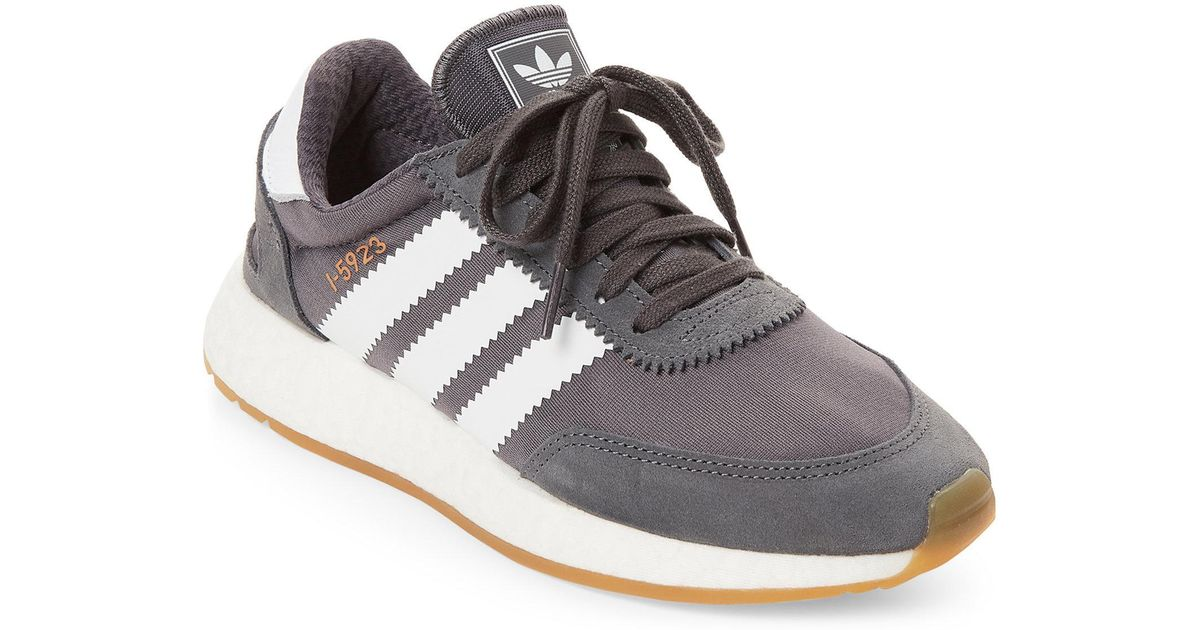 e2557c180 Lyst - adidas Grey   White I-5923 Running Shoes in Gray