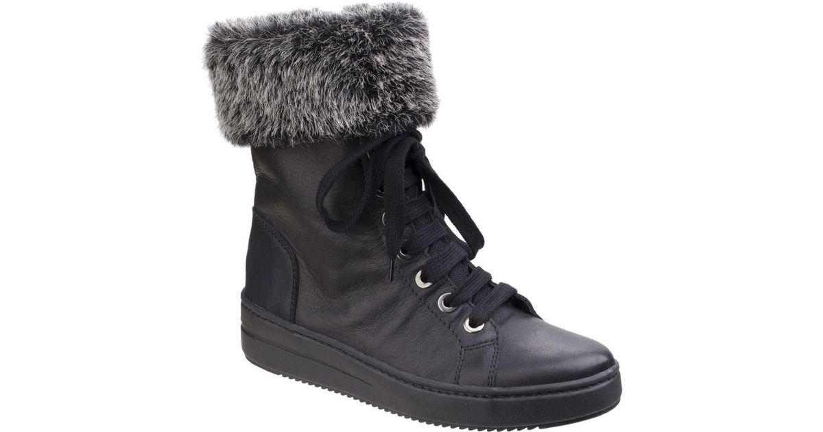 Cheap Online The Flexx Cuff It Up Womens Lace-Up Platform Boots women's Snow boots in Best Seller Sale Online KVX9is7c