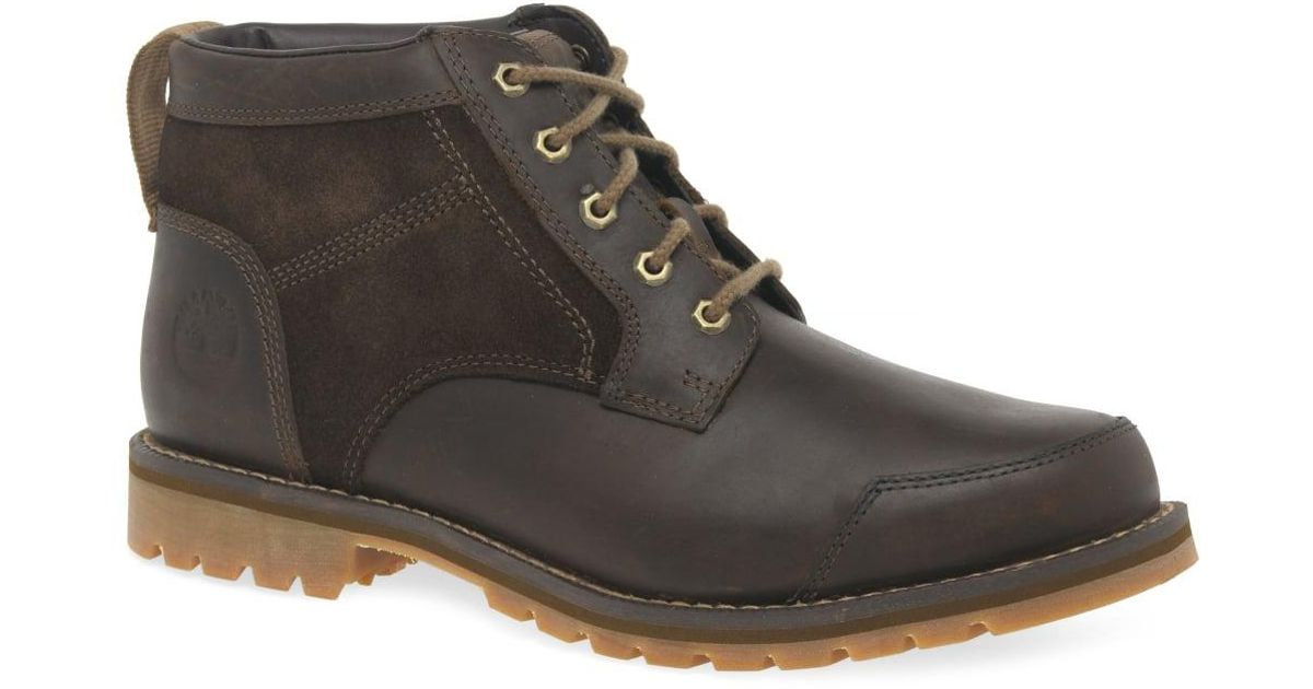 d4932c176675 Timberland Larcmont Mens Casual Boots for Men - Save 4.166666666666671% -  Lyst