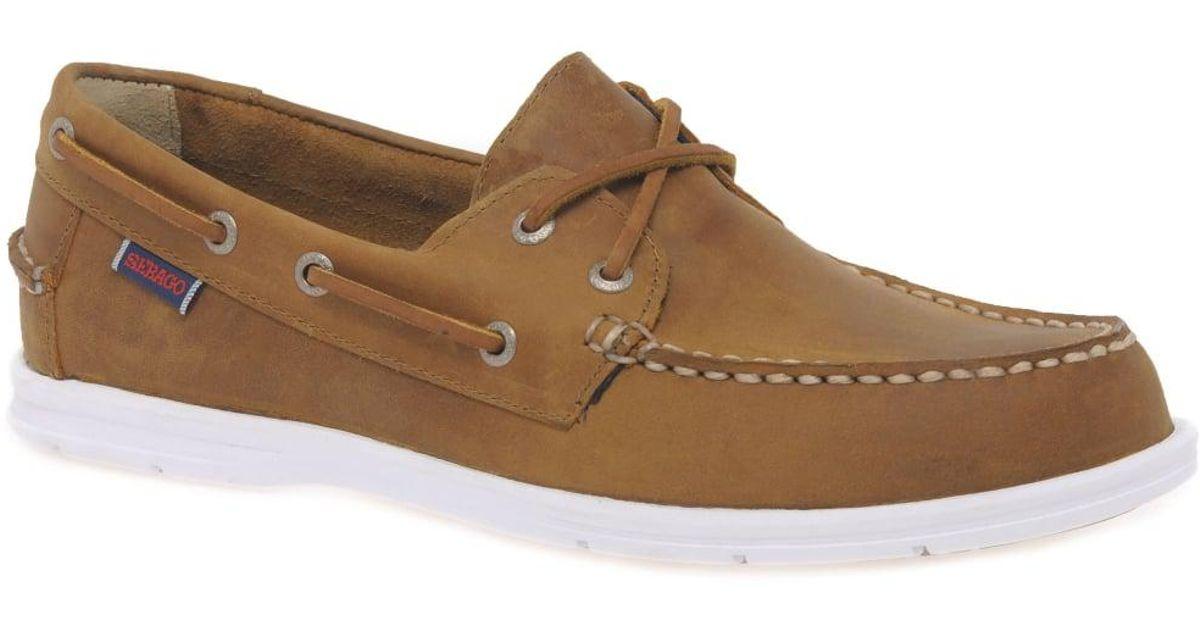 Sebago Litesides  Eye Mens Lightweight Shoes
