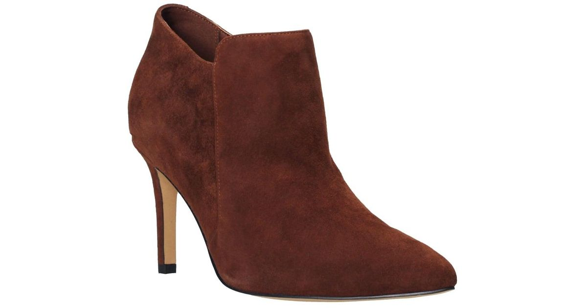 7a41fe931d9a2 Lyst - Clarks Dinah Spice Womens Dress Ankle Boots in Brown