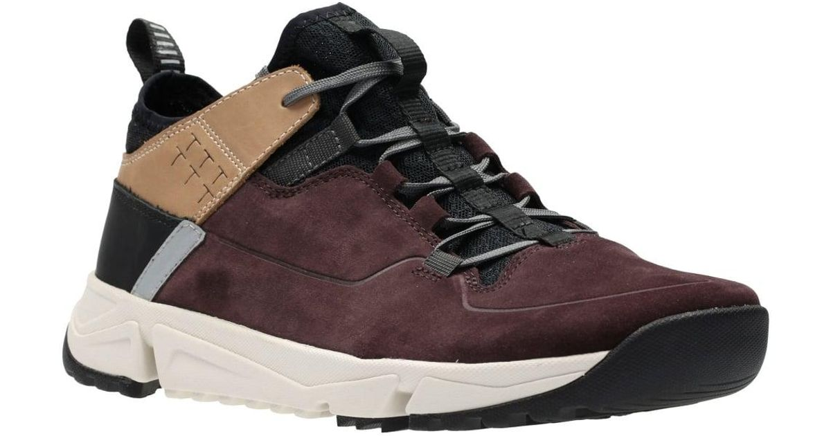 1915589baa5e1 Clarks Tritrack Rise Mens Sports Trainers for Men - Lyst