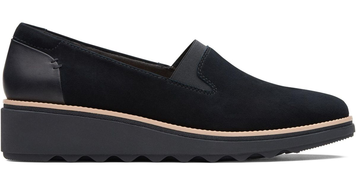 3ad4fa30e12 Lyst - Clarks Sharon Dolly in Black - Save 27%