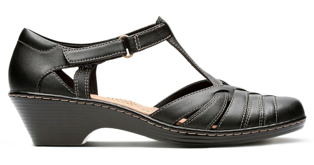 c174535a99e Lyst - Clarks Wendy Alto in Black