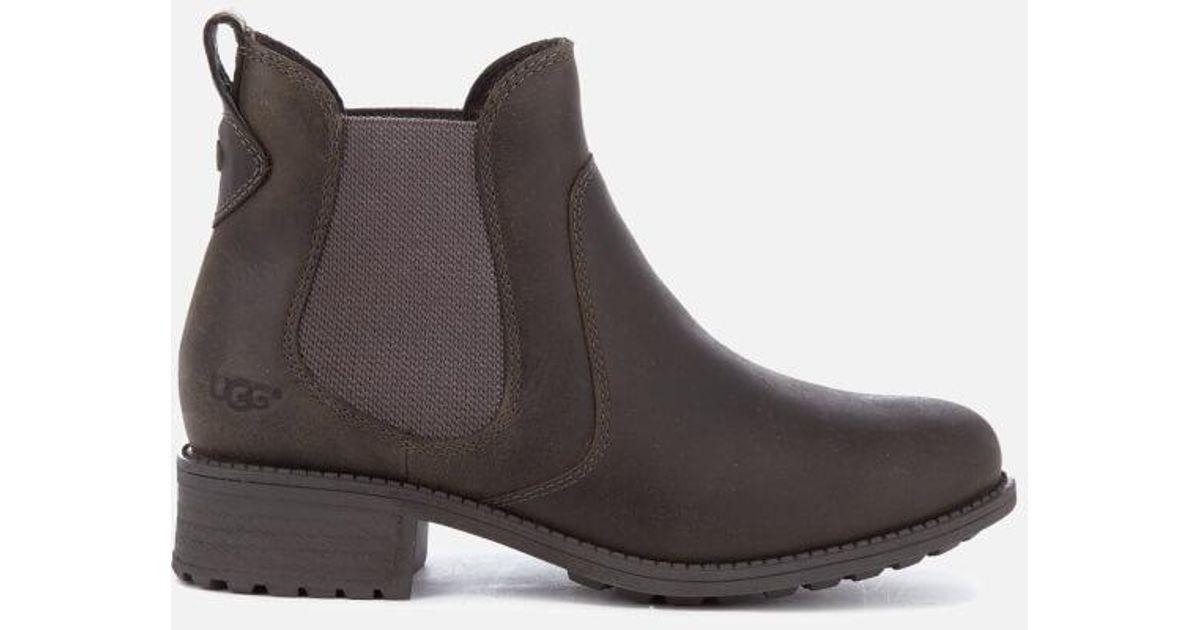 3a0dc49a2193d Lyst - UGG Bonham Boots Grey in Gray