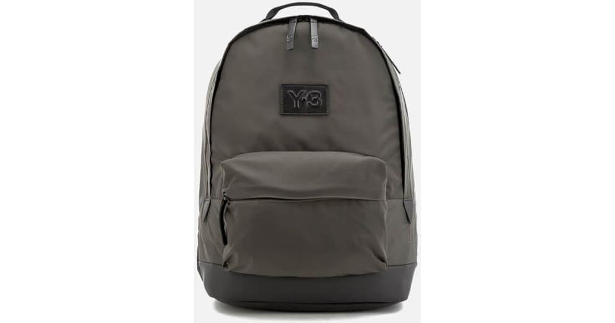 9276335a5a8f Lyst - Y-3 Y3 Techlite Backpack in Black for Men