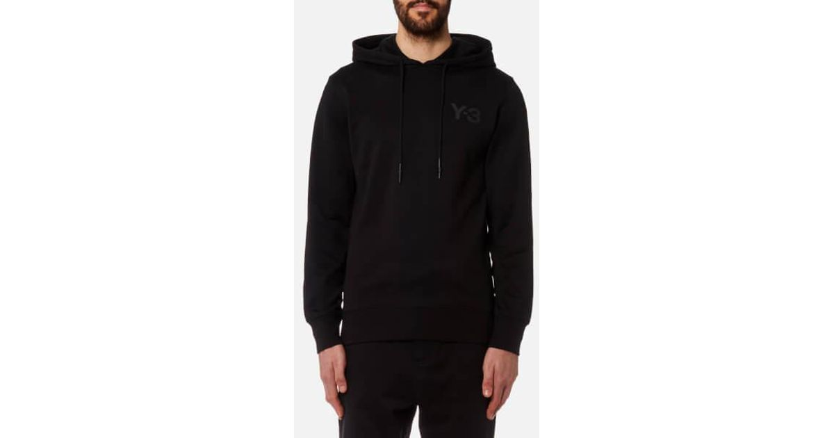 97e76a91e Y-3 Y3 Men s Classic Hoody in Black for Men - Lyst