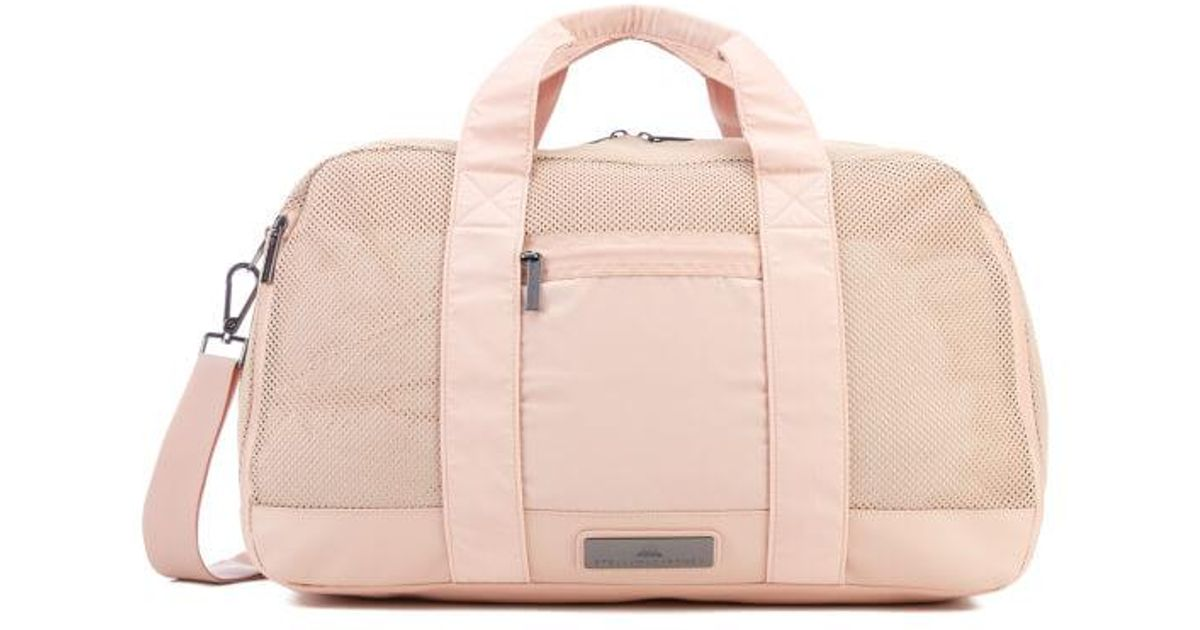 adidas By Stella McCartney Women s Yoga Bag in Pink - Lyst ea2d765e52c36