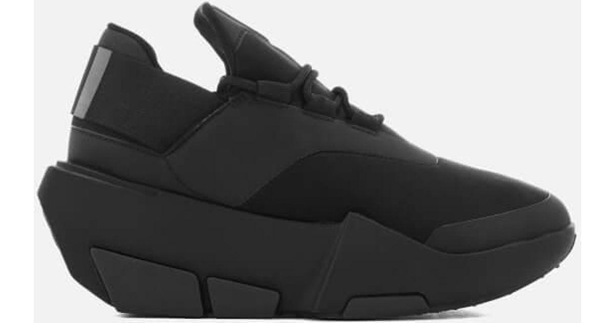Lyst - Y-3 Y3 Mira Sneakers in Black 892df5726b86