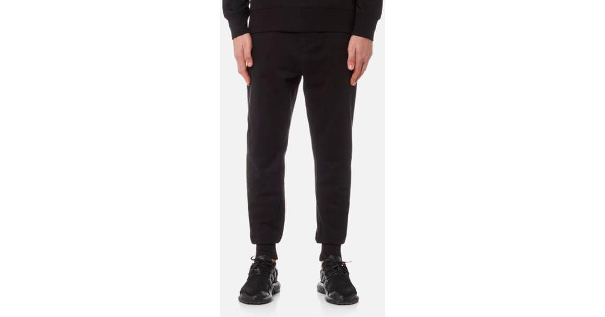7adce8b834766 Y-3 Y3 Men s Cuff Pants in Black for Men - Lyst