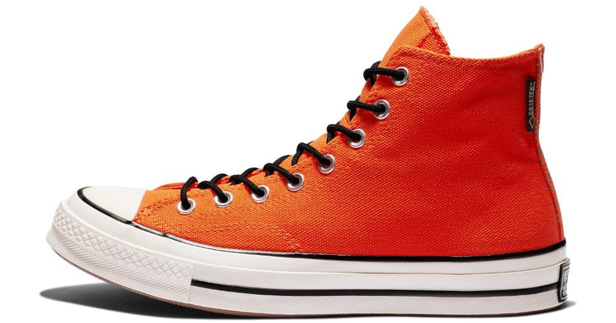 f32a3834ec0 Lyst - Converse Chuck 70 Gore-tex High Top Shoe in Red for Men