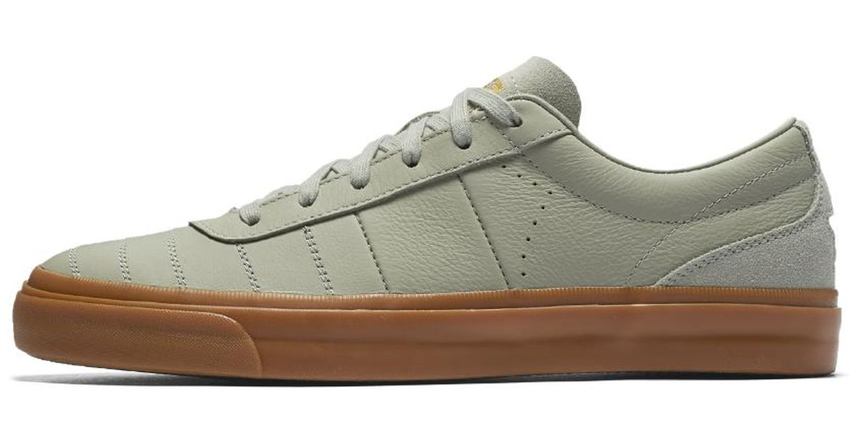 Lyst - Converse One Star Cc Premium Gum Low Top Shoe in Green for Men 6bf7ea936
